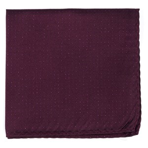 flicker deep azalea pocket square