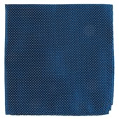 Pocket Squares - Pinpoint - Navy