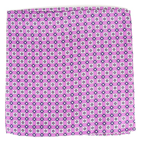 Wisteria South Padre Geos Pocket Square