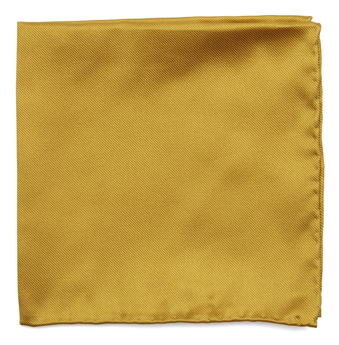 Edwardian Men's Accessories Solid Twill Pocket Square $10.00 AT vintagedancer.com