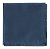 Pocket Squares - Solid Twill - Teal