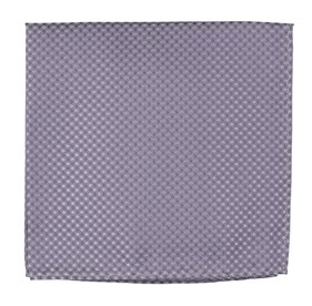 Lavender Be Married Checks pocket square