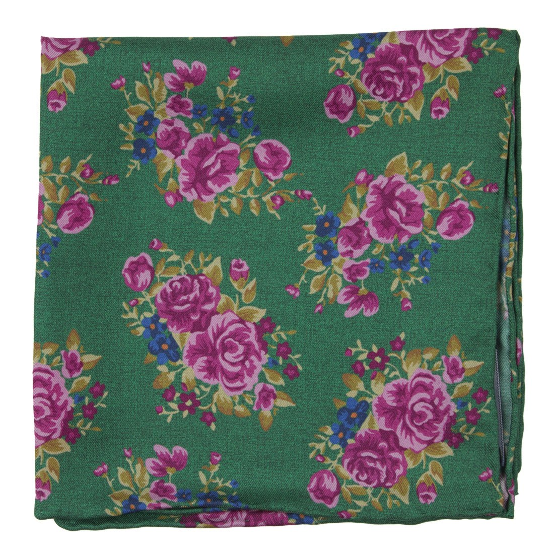 Hinterland Floral in Kelly Green