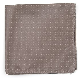 Sandstone Mini Dots pocket square