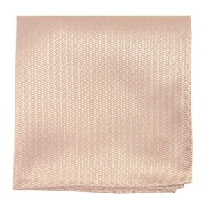 static solid tan pocket square
