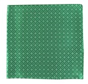 Pocket Squares - GEOFLOWER - GREEN