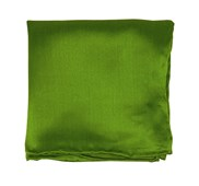 POCKET SQUARES - SOLID SATIN - CLOVER