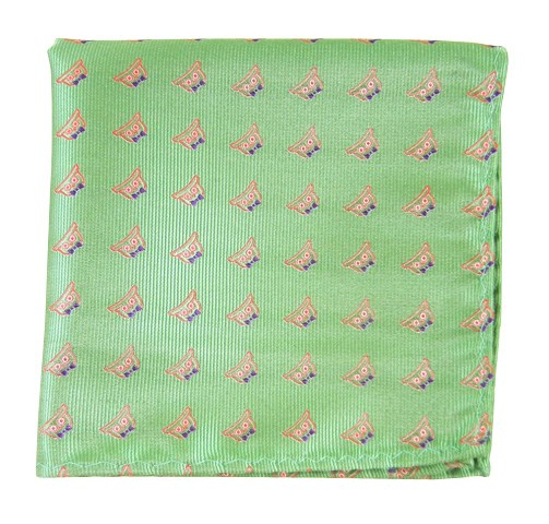 Spearmint The Signature Pocket Square