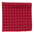 Similar Item - Red Primary Dot Pocket Square