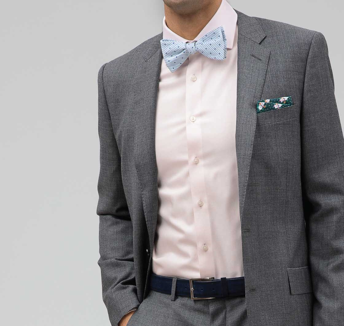 How to pink a wear bow tie rare photo