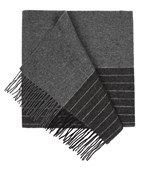 Scarves - Avondale Stripe - Grey
