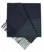 Scarves - Avondale Stripe - Navy