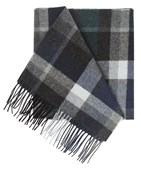 Scarves - Garfield Park Plaid - Hunter Green