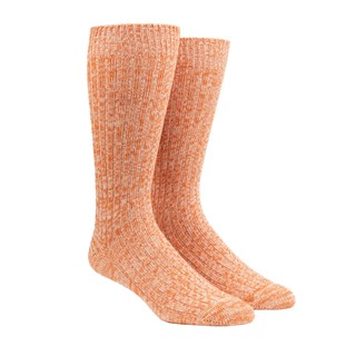 dress camp tangerine dress socks