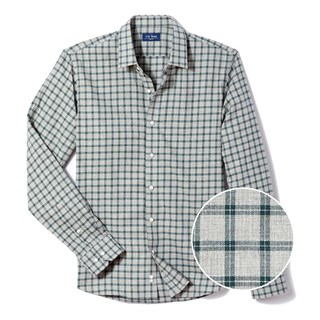 check flannel grey casual shirt