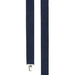 sand wash solid navy suspenders