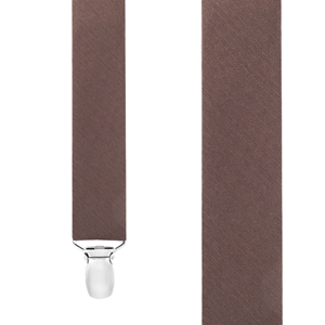 astute solid chocolate suspenders
