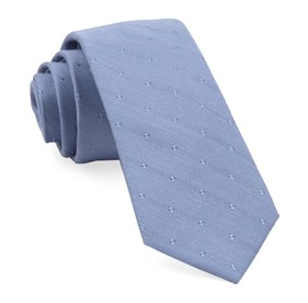 Light Blue Beckett Geo ties