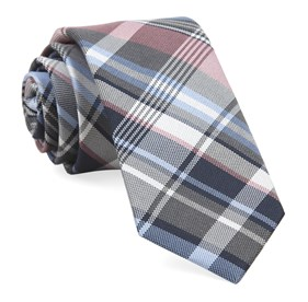 Pink Jarrett Plaid ties