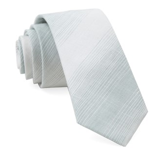 locale stripe spearmint ties