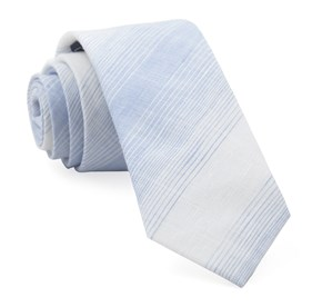 Blue Locale Stripe ties
