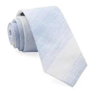 locale stripe blue ties
