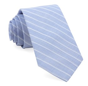 Washed Navy Seamore Stripe ties