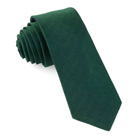 Emerald Green Smith Solid ties
