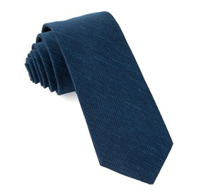 Slate Blue Smith Solid ties