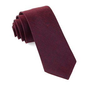 Wine Smith Solid ties