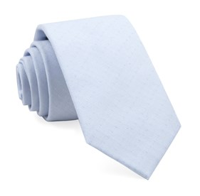 Light Blue Uptown Solid ties