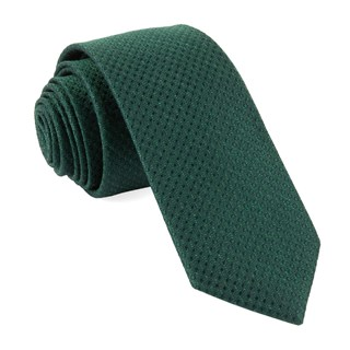 bhldn dotted spin hunter green ties