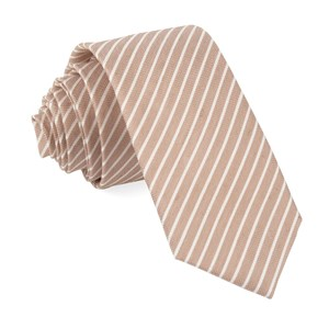 bhldn pier stripe rose quartz ties