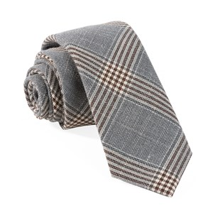 barberis tempo grey ties