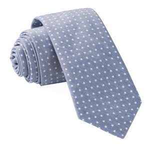 summer stars navy ties