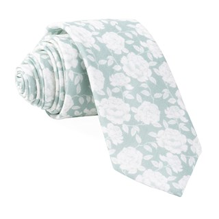 bhldn floral gala morning mist ties