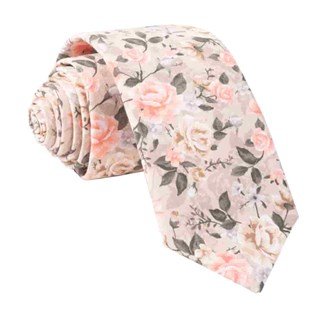 gardenia blooms champagne ties