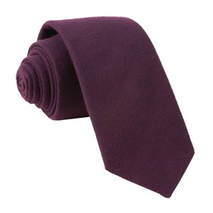 mark solid burgundy ties