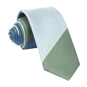 accord stripe navy ties