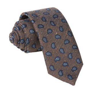 darren paisley brown ties