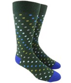 Men's Socks - SPOTLIGHT - HUNTER GREEN
