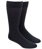 Men's Socks - Speckled - Charcoal