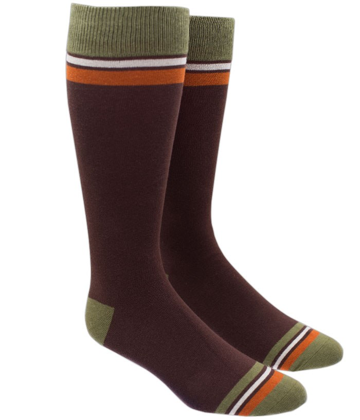 History of Vintage Men's Socks -1900 to 1960s VINTAGE STRIPE $8.00 AT vintagedancer.com