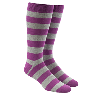 super stripe azalea dress socks