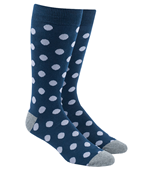 Men's Socks - COMMON DOTS - Lavender