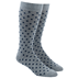 Navy Circuit Dots Socks - Navy Circuit Dots Socks primary image