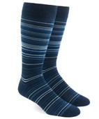 Men's Socks - Multistripe - Blues