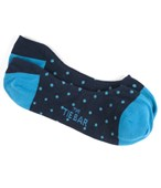 Men's Socks - Polka Dot - Turquoise