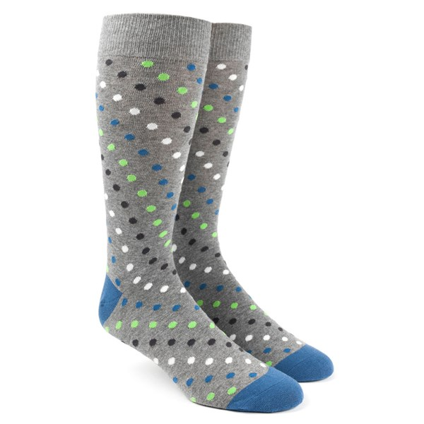Apple Green Spotlight Socks