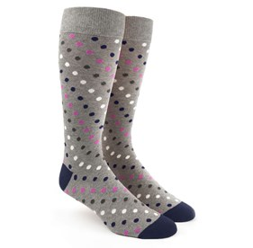Spotlight Azalea Men's Socks